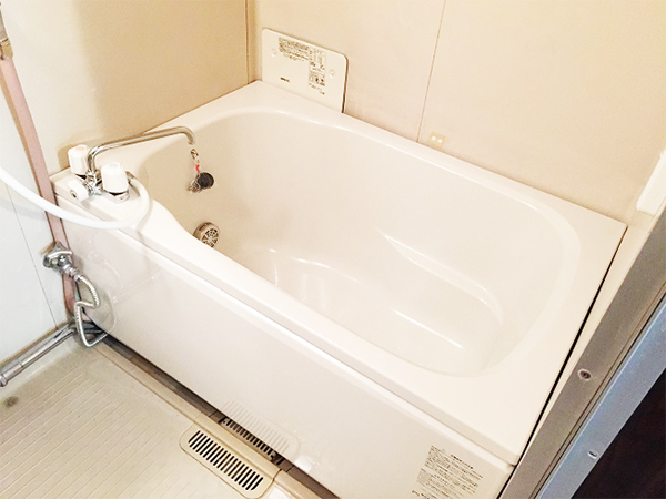 壁貫通型給湯器タイプ