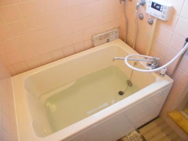 施工後の風呂釜イメージ